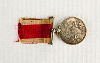 China War Medal