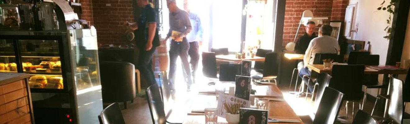 L. Law cafe
