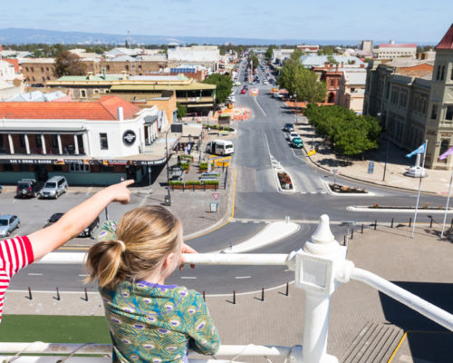 Exploring Port Adelaide