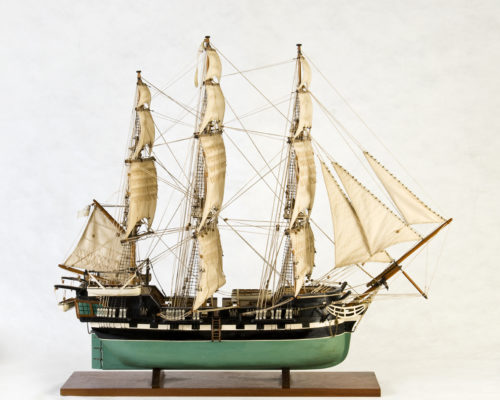 Model of the Buffalo