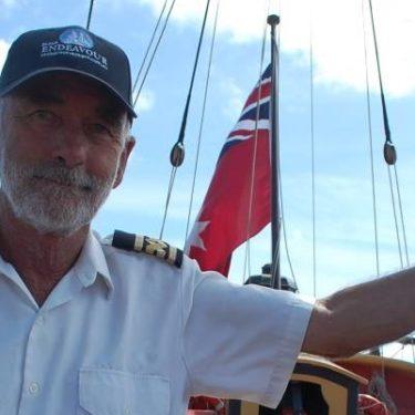 Captain John Dikkenberg